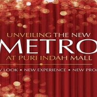 Unveiling The New Metro @ Puri Indah Mall