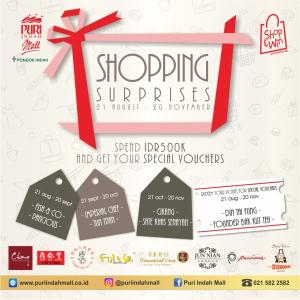 Shopping Surprises