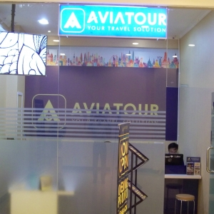 Avia Tour at Puri Indah Mall