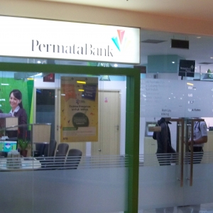 Bank Permata at Puri Indah Mall