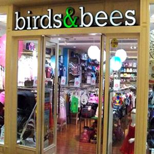 Birds & Bees at Puri Indah Mall