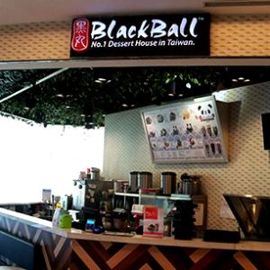 Blackball at Puri Indah Mall