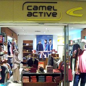 Camel Active at Puri Indah Mall