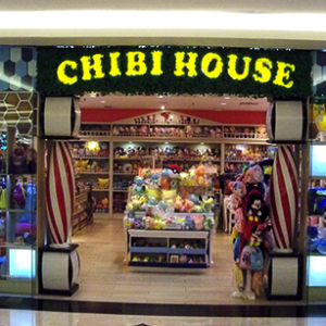 Chibi House at Puri Indah Mall