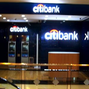 Citibank at Puri Indah Mall