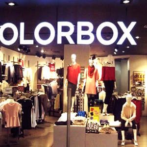 Colorbox at Puri Indah Mall