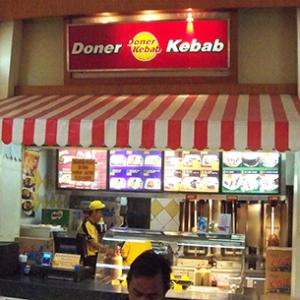 Doner Kebab at Puri Indah Mall