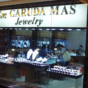 Garuda Mas Jewelry at Puri Indah Mall