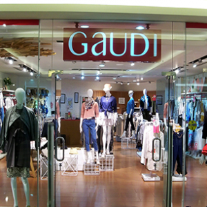 Gaudi at Puri Indah Mall
