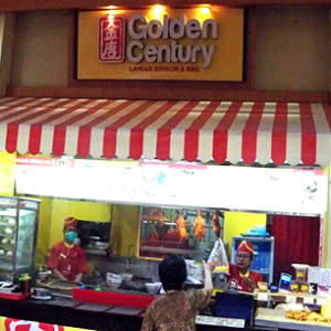 Golden Lamian at Puri Indah Mall