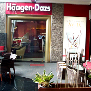 Haagen Dazs at Puri Indah Mall