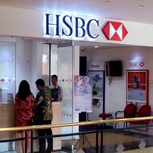 HSBC at Puri Indah Mall