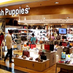 Hush Puppies at Puri Indah Mall