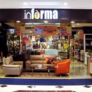 Informa at Puri Indah Mall