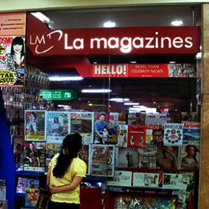 La Magazines at Puri Indah Mall