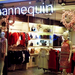 Mannequin at Puri Indah Mall