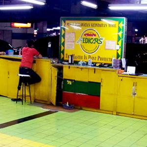 Medicars at Puri Indah Mall