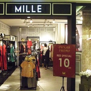 Mille at Puri Indah Mall