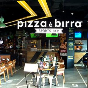 Pizza e Birra Sports Bar at Puri Indah Mall