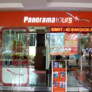 Panorama Tours at Puri Indah Mall