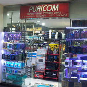 Puricom at Puri Indah Mall