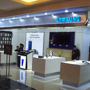 Samsung at Puri Indah Mall