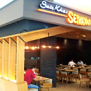 Sate Khas Senayan at Puri Indah Mall