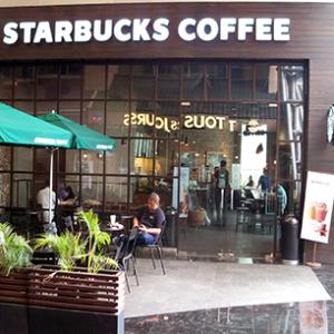 Starbucks Coffee at Puri Indah Mall