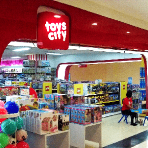 Toys City at Puri Indah Mall
