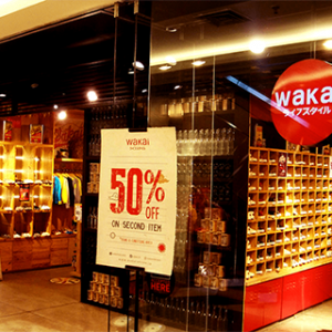 Wakai at Puri Indah Mall