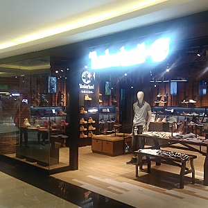 Timberland at Puri Indah Mall