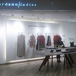Giordano ladies at Puri Indah Mall