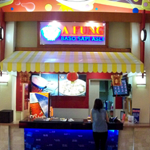 A Fung at Puri Indah Mall