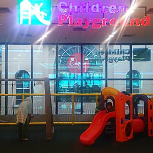 Children Playground at Puri Indah Mall