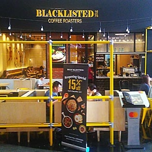 Blacklisted at Puri Indah Mall