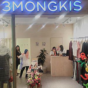 3Mongkis at Puri Indah Mall
