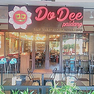 Dodee Paidang at Puri Indah Mall