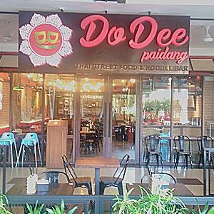Dodee Paidang at Puri Indah Mall
