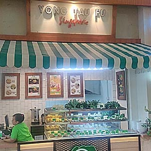 Yong Tau Fu at Puri Indah Mall