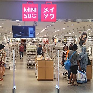 Miniso at Puri Indah Mall