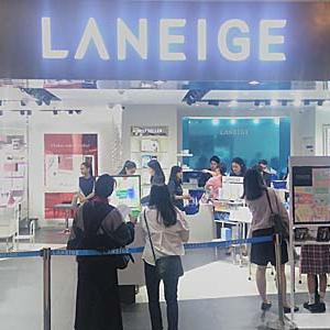 Laneige at Puri Indah Mall