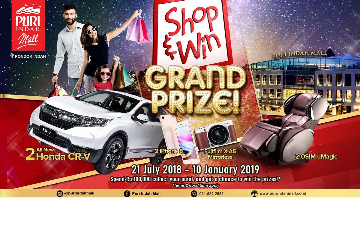 Grand Prizes 2018