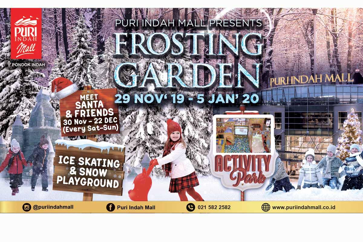 Frosting Garden 2019